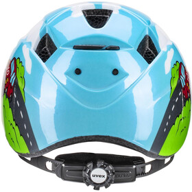 UVEX Kid 2 Helmet Barn blue